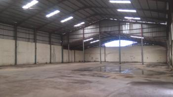 3700sqm/ 37000sqft Land, Isolo, Lagos, Warehouse for Rent
