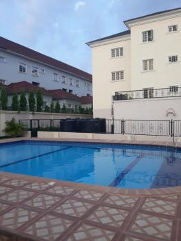Diplomatic Fully Serviced 3 Bedroom Flat, Pool, Gym, Gardens, Lift,, Katampe Extension, Katampe, Abuja, Flat for Rent