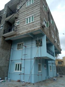 New 3 Bedroom Luxury Flat, All Ensuite,, Off University Road, Onike, Yaba, Lagos, Flat for Rent