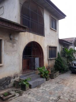 a Well Maintained 6 Bedroom Duplex with 3 Bedroom Flat, Ait Area, Alagbado, Ifako, Agege, Lagos, Block of Flats for Sale