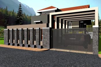 Plot of Estate Land for Sale, Berry Court, Badore, Ajah, Lagos, Residential Land for Sale