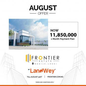 Residential Estate Land, Bogije, Ibeju Lekki, Lagos, Mixed-use Land for Sale