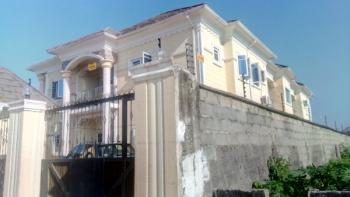 Beautiful 3 Bedroom Flat with Study Room All En-suite in a Secured Compound, 13 Onanafe Street (aka Berger), Rockstone Ville Estate, Badore, Ajah, Lagos, Flat for Rent