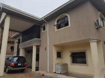 Duplex of 7 Bedroom (all En-suit) with an Expansive Kitchen with Modern Appurtenances. 3 Extra Large Sitting Rooms, Federal Avenue Extension, Trans Ekulu, Enugu, Enugu, Detached Duplex for Sale