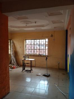 Spacious 2 Bedroom Office Flat, Tokunbo Alli Street, Ikeja, Lagos, Flat for Rent
