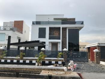 Luxury 5 Bedroom Detached Duplex with Swimming Pool and Cinema, Pinnock Beach Estate, Lekki Phase 2, Lekki, Lagos, Detached Duplex for Sale