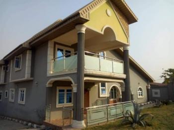 4 Bedroom Duplex with Boys Quaters, Elebu, Challenge, Ibadan, Oyo, Detached Duplex for Sale