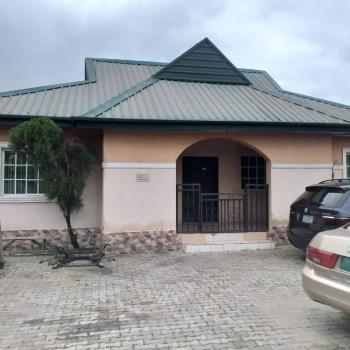3 Bedroom Bungalow Used As Office Space Built on a Full Plot of Land, Awoyaya, Ibeju Lekki, Lagos, Detached Bungalow for Sale