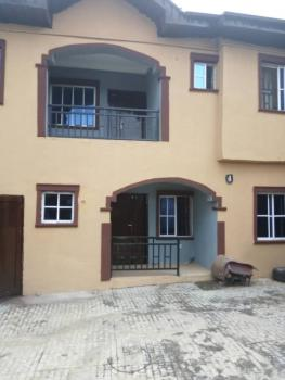 Executive 2 Bedroom Flat Water Heater, Pop Fitting Ensuite, Command, Ipaja, Lagos, Flat for Rent
