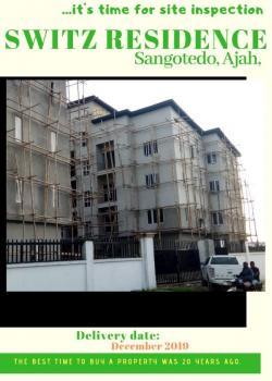 2 Bedroom Luxury Apartment, Sangotedo, Ajah, Lagos, Flat for Sale