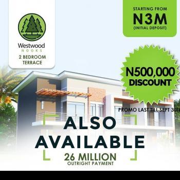 Westwood Nooks, Sangotedo, Ajah, Lagos, Terraced Duplex for Sale