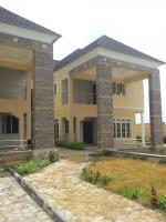 Twin Duplex Of 5 Bedroom Each, Ibadan, Oyo, 5 Bedroom Detached Duplex For Sale