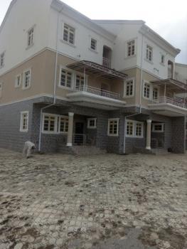 5 Units of 4 Bedroom Terrace Duplex, Kado, Abuja, Terraced Duplex for Rent