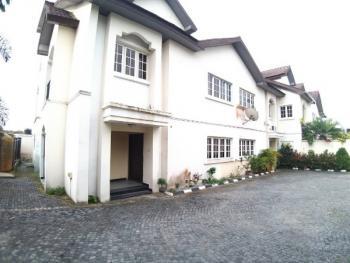 Self Service 3 Bedroom Terrace Duplex, Parkview, Ikoyi, Lagos, Terraced Duplex for Rent