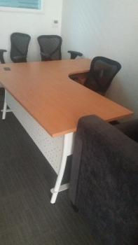 Co Work Space, By Pinnacle Filling Station, Lekki, Lagos, Commercial Property for Rent
