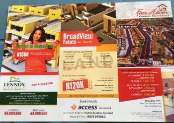 Fair Haven Estate, Loyola Jesuit College/post Army/navy Estate/cbn Post Housing Scheme/statistics Institute, Karshi, Abuja, Mixed-use Land for Sale