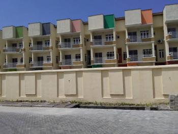 Beautifully Built 8 Units of 4 Bedroom Terrace Duplex on 2 Floors, Osapa London, Lekki, Lagos, Terraced Duplex for Sale