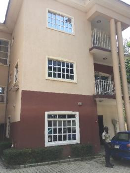 Luxury Four Bedroom Terraced Duplex, Tap Root Estates Jabi, Jabi, Abuja, Terraced Duplex for Rent