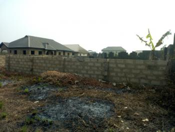 Uncompleted 3 Bedroom Bungalow Set Back on Full Plot of Land, Peculiar Estate, Iyana Iyesi, Atan Ota, Ado-odo/ota, Ogun, Detached Bungalow for Sale