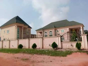 Nicely Built Twin Ensuite 3 and 5 Bedrooms Duplexes, Pz Road, Off Sapele Rd., Benin, Oredo, Edo, Detached Duplex for Sale