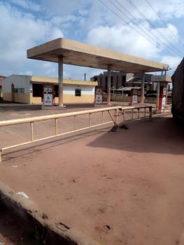 a Filling Station Sitting on 1 and Half Plot of Land, Sango Ota, Ogun, Filling Station for Sale