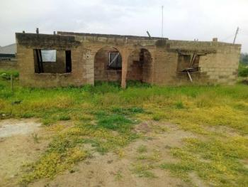 an Uncompleted 5 Bedroom Bungalow on 1,127sqm Land, Ibadan, Oyo, Detached Bungalow for Sale