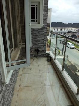 Serviced 3 Bedroom Apartment, Before Chevron, Idado, Lekki, Lagos, Flat for Rent