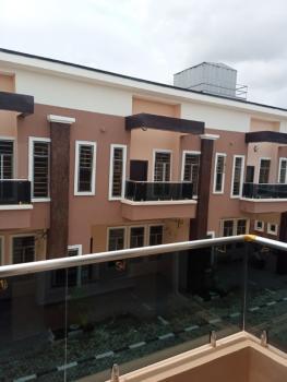 Brand New 4 Bedroom Terraced Duplex, Alternative, Chevy View Estate, Lekki, Lagos, Terraced Duplex for Rent