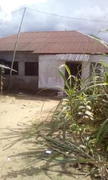 1 Bedroom Semi Detarched Bungalow, Along Igbogene Road, Yenagoa, Bayelsa, Semi-detached Bungalow for Sale