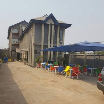 Hotel, Singer Bus Stop,ewupe Ijako Road, Sango Ota, Ogun, Hotel / Guest House for Sale