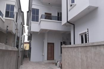 Brand New and Luxuriously Finished 4 Bedroom Semi-detached Duplex with Boys Quarters, Chevron, Lekki, Lagos, Semi-detached Duplex for Sale
