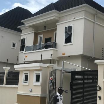 Luxury 5 Bedroom Semi-detached with Bq, Elis Court Chevron Alternative Route, Ikota Villa Estate, Lekki, Lagos, Semi-detached Duplex for Sale