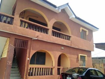 Four Flats of Three Bedroom, Baruwa, Close to Gowon Estate., Boys Town, Ipaja, Lagos, Block of Flats for Sale