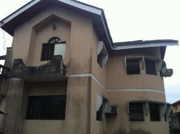 Spacious Five Bedroom Duplex with Bq. ( Please Read Description Before You Contact Us), Thomas Estate, Ajah, Lagos, Detached Duplex for Rent
