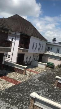 Luxury 4 Bedroom with Bq, Greek Avenue Estate, Ikota Villa Estate, Lekki, Lagos, Semi-detached Duplex for Sale