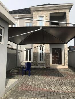 Newly Built and Tastefully Finished 4 Bedrolm Semi Detached Duplex with Bq, Osapa London, Lekki, Lagos, Semi-detached Duplex for Sale