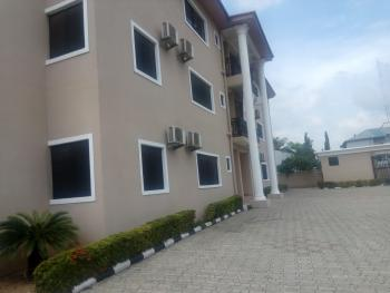 Serviced 3 Bedroom Block of Flat with Servant Quarter, Generator and Air Conditioner, Off Amino Kano Crescent, Wuse 2, Abuja, Office Space for Rent
