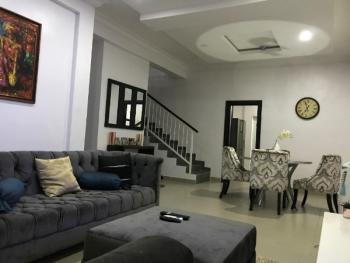 The Brighton Three(3) Bedroom Duplex (private Compound), Castlerock Avenue, Jakande, Lekki, Lagos, Semi-detached Duplex Short Let