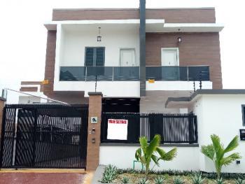 Fantastically Designed 5 Bedroom Fully Detached Duplex with a Room Staff Quarters, Oral Estate, Immediately After Second Toll Gate, Lekki Expressway, Lekki, Lagos, Detached Duplex for Sale