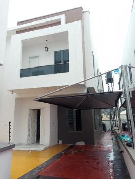 Excellently Built and Classically Designed 4 Bedroom Semi Detached Duplex with a Room Staff Quarters, Oral Estate, Immediately After The Second Toll Gate, Lekki Expressway, Lekki, Lagos, Semi-detached Duplex for Sale