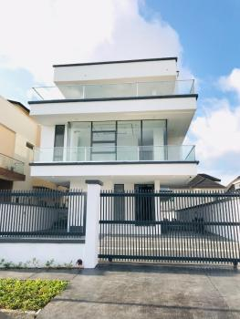 Hollywood Design 4 Bedroom Luxury Detached Masterpiece + Swimming Pool + Cinema Room + Massive Rooftop Lounge, Pinnock Beach Estate, Jakande, Lekki, Lagos, Detached Duplex for Sale