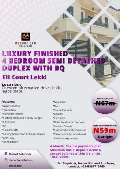 Lekki Pearl Gardens, Opposite Abijo Gra, Abijo, Lekki, Lagos, Mixed-use Land for Sale