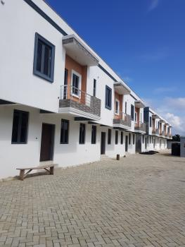 Bella Homes Phase 1 Is Exceptionally Finished Luxury Homes Located Close to The Toll Gate Axis at Chevron Lekki. Governors Consent, Off Orchid Road, By Second Till Gate, Chevron. Close Proximity to Lekki Phase 1, Vgc, Chevron, Orchid Hotel, Lekki Conservation Centre and Many Amazing Hug of Lagos., Lekki, Lagos, Terraced Duplex for Sale