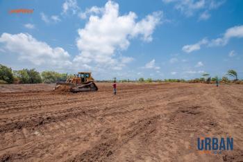 Dry Plot of Land, Facing The Road, Ajiwe, Abraham Adesanya Estate, Ajah, Lagos, Mixed-use Land for Sale