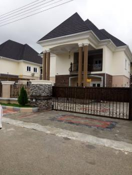 5 Bedroom Duplex with Two Sitting Rooms and a Boys Quarters, River Park Estate, Lugbe District, Abuja, Detached Duplex for Sale