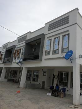 Luxury 4bedroom Duplex in a Mini Estate, 2nd Toll Gate, Lekki Expressway, Lekki, Lagos, Terraced Duplex for Sale