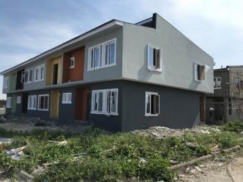 Wealthland Green Estate, on a Tarred Road at, Oribanwa, Ibeju Lekki, Lagos, Terraced Duplex for Sale