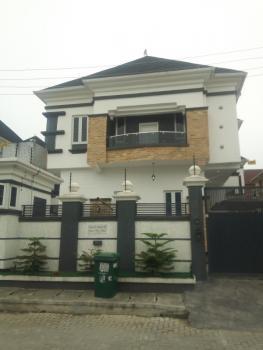 Luxury and Super Spacious 4 Bedroom Semi Detached Duplex, Canal West Estate, Osapa, Lekki, Lagos, Semi-detached Duplex for Rent