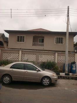 Nice 3 Bedroom Flat, Fagba Estate, Agege, Lagos, Flat for Rent