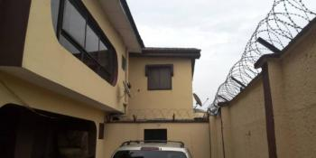 a Well Maintained 4 Units of 3 Bedroom Flat with 2 Rooms Bq, Aboru, Oke Odo, Agege, Lagos, Block of Flats for Sale
